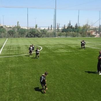 Εγκαταστάσεις Calcetto FC