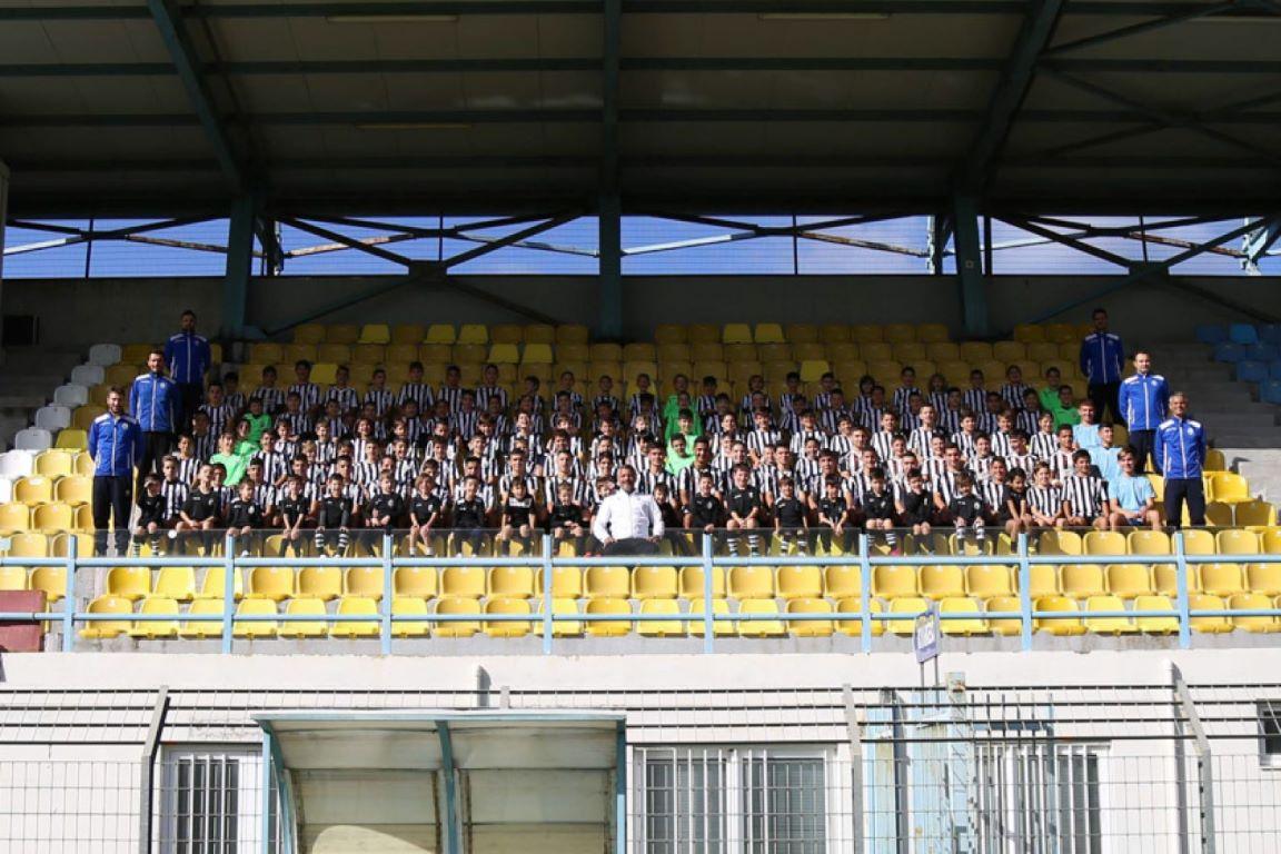 Η Ακαδημία Ποδοσφαίρου Calcetto FC