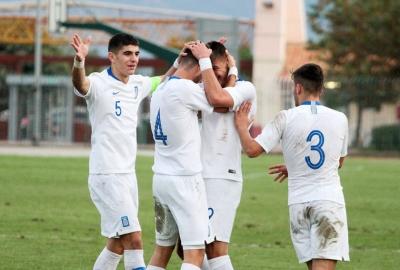 Ξανά βασικός με την Εθνική Παίδων (Κ17) ο Κουλιεράκης