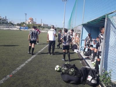 Επτά ποδοσφαιριστές του Καλτσέτο στην Κ14 ΕΠΣΧ