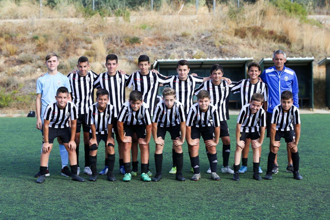 8 στα 8 στο Κύπελλο Κ14