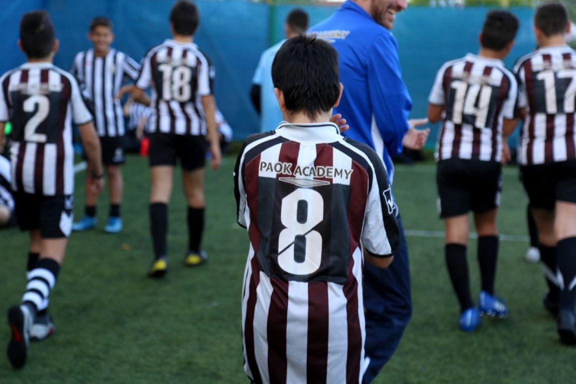 Αγώνες με τις Μικτές για επτά ποδοσφαιριστές της Ακαδημίας μας