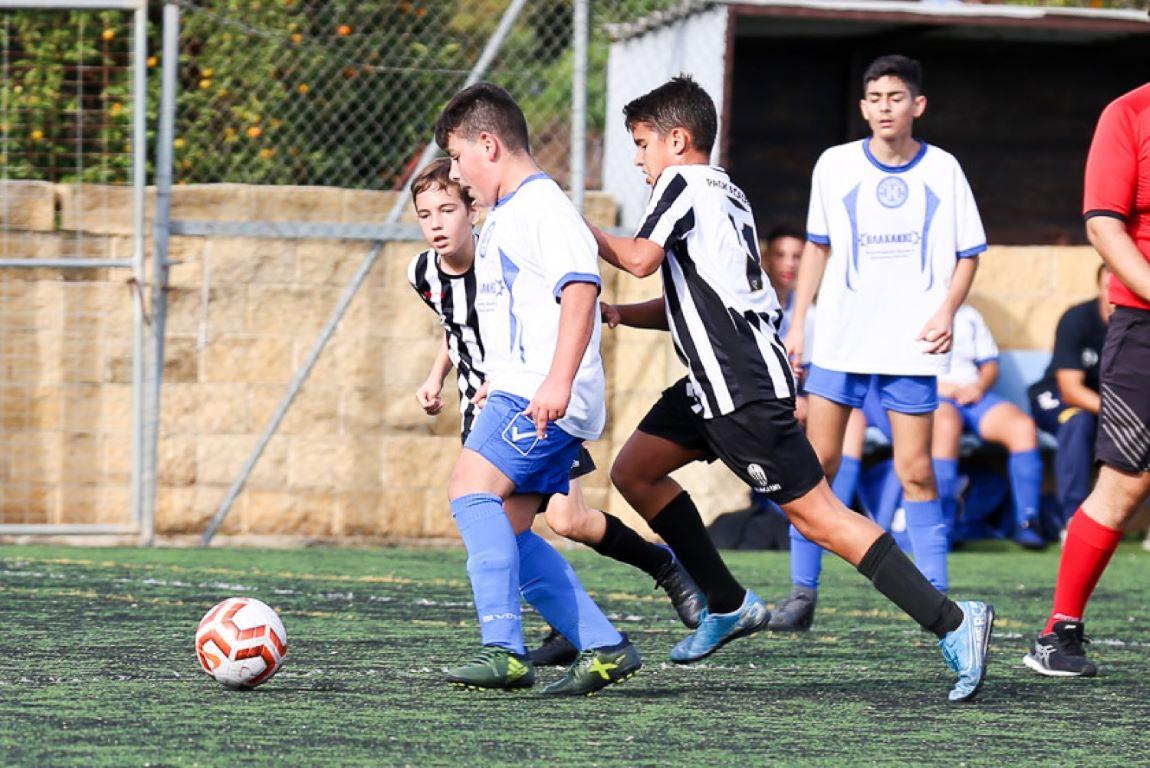 Στην αποστολή της Μικτής 8 παίκτες της Ακαδημίας μας για τα ματς με Ηράκλειο
