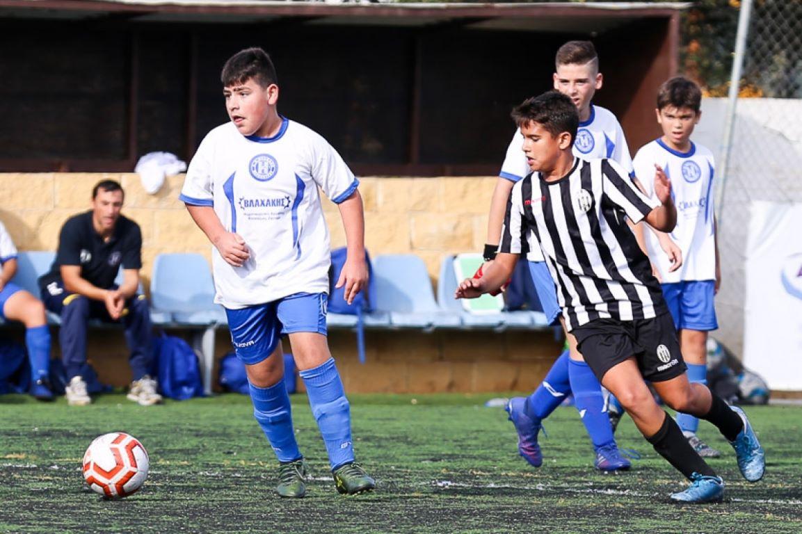 Δράση σε τέσσερα γήπεδα για τις ομάδες της Ακαδημίας μας