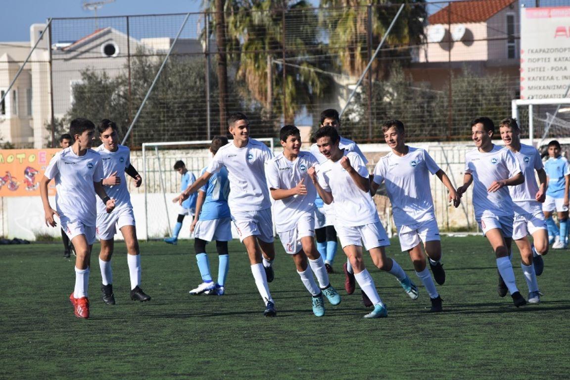 Οκτώ ποδοσφαιριστές μας στα ματς των Μικτών
