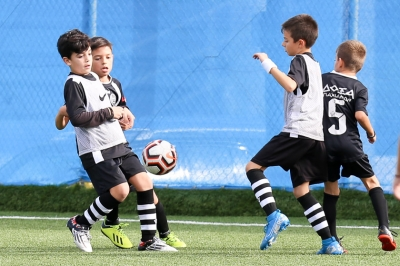 Νέα επιτυχημένα ματς για τα Κ10