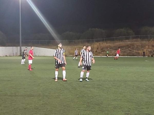 Εικόνες από το Καλτσέτο - Χαλέπα για την 2η Αγωνιστική του πρωταθλήματος Β' ΕΠΣΧ.